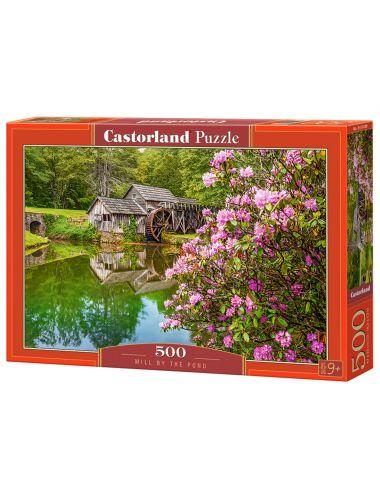 Castorland B_53490 Mill By...