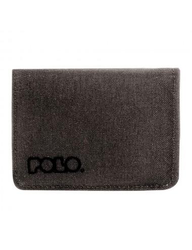 POLO WALLET RFID SMALL Μαύρο Πορτοφόλι 2021 938900-09
