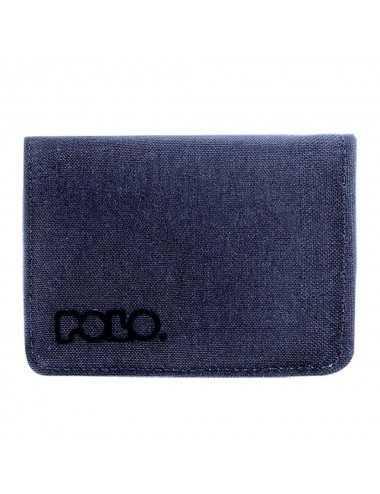 POLO WALLET RFID SMALL Μπλε...