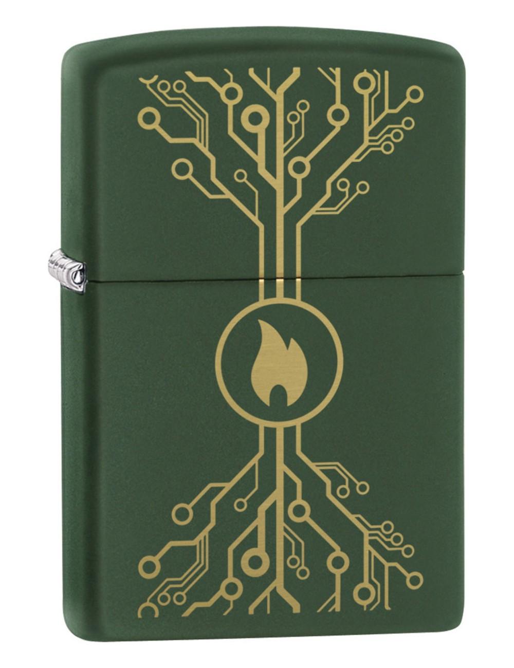 Zippo 49221 Flame Tech Design