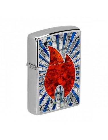 Zippo 49431 Design Fusion Flame