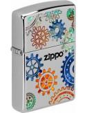 Zippo 49432 Design Fusion Gears