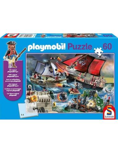 Schmidt Playmobil Pirates 60pcs 56382