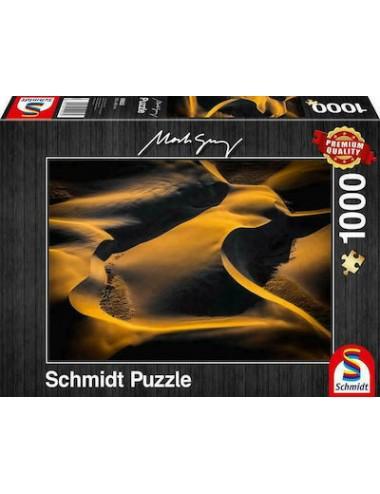 Schmidt  Hare 2D  1000pcs 59923