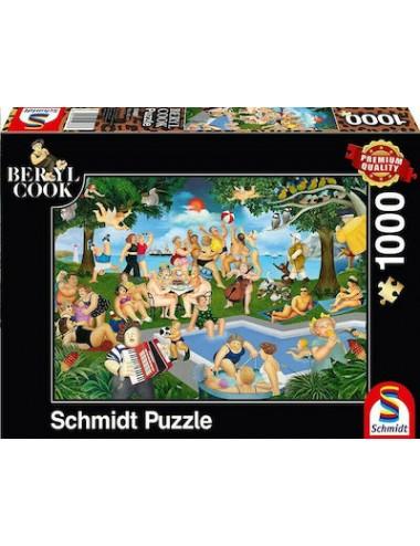 Schmidt Good Times  2D 1000pcs 59687