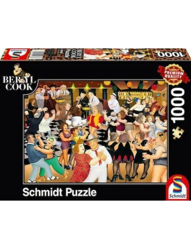 Schmidt Party Girl 2D 1000pcs 59686