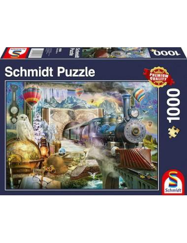 Schmidt Magical Journey 2D 1000pcs 58964