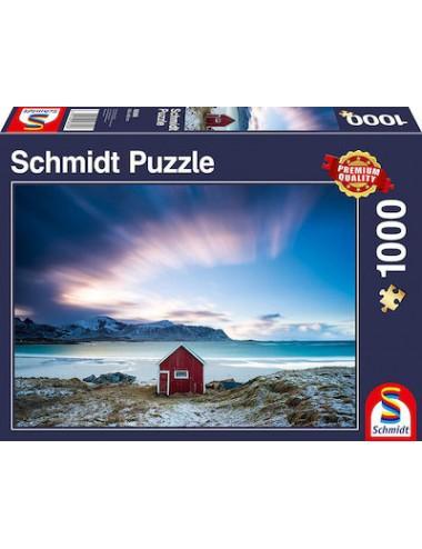 Schmidt Hut on the Atlantic Coast 2D 1000pcs 58395