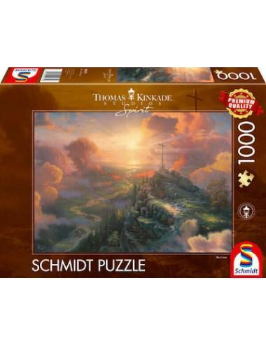 Schmidt Spirit The Cross 2D 1000pcs 59679