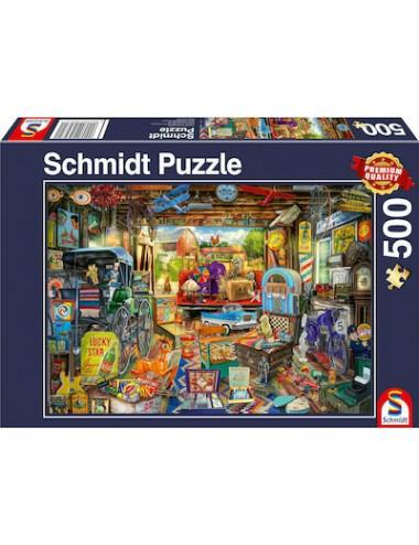 Schmidt Garage Sale  2D 500pcs 58972