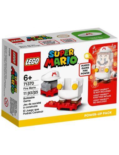 Lego Super Mario 71370 Fire...