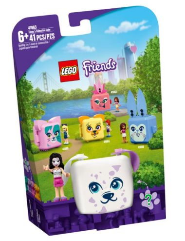 Lego Friends 41663 Emma's...