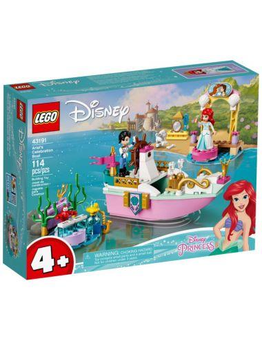 Lego Disney 43191 Ariel's...