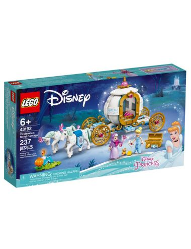 Lego Disney 43192...