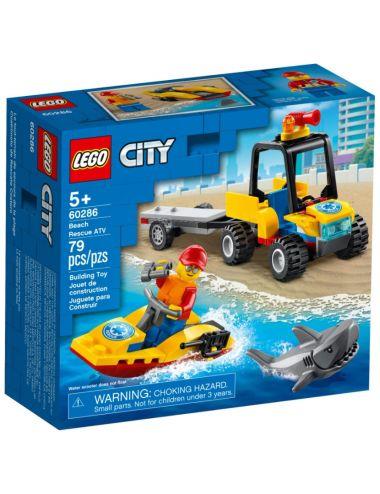 Lego City 60286 Beach...