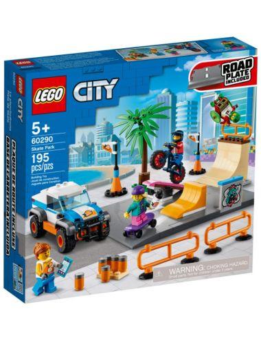 Lego City 60290 Skate Park...