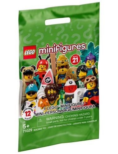 Lego Minifigures 71029...