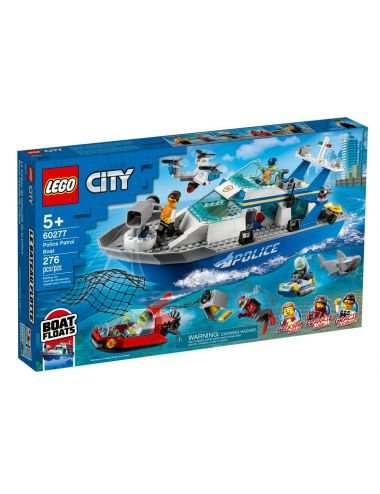 Lego City 60277 Police...
