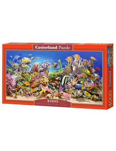 Castorland Underwater life...