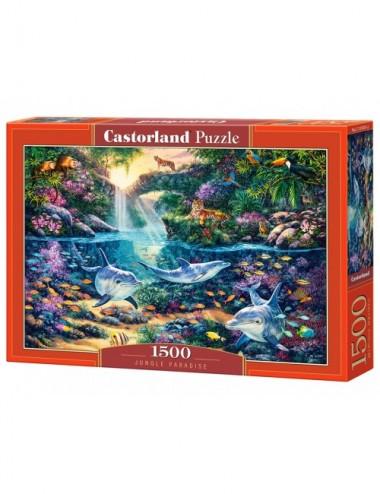 Castorland JUNGLE PARADISE 1500 ΚΟΜΜΑΤΙΑ C-151875