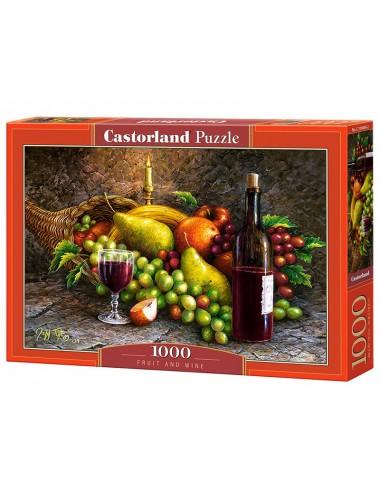 Castorland Fruit and Wine 1000 ΚΟΜΜΑΤΙΑ  C-104604