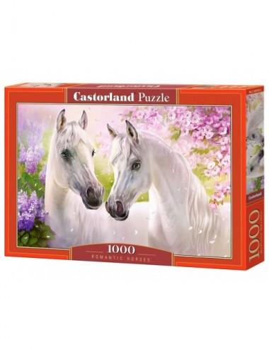 Castorland ROMANTIC HORSES 1000 ΚΟΜΜΑΤΙΑ C-104147