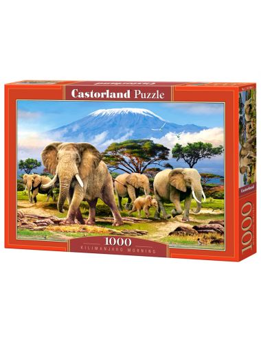 Castorland Kilimanjaro...