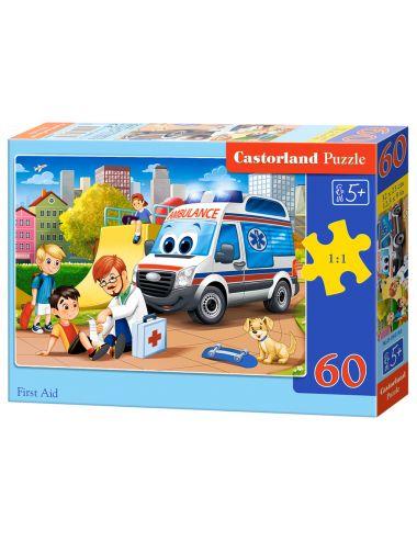 Castorland First Aid παζλ...