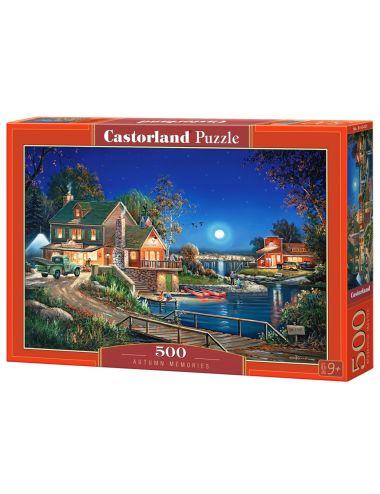 Castorland Autumn Memories...