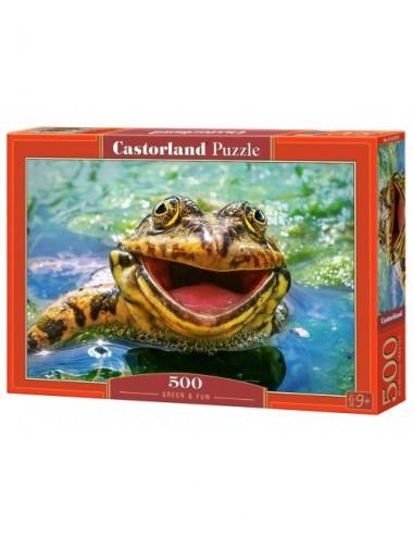 Castorland Green & Fun 500 ΚΟΜΜΑΤΙΑ  B-52813