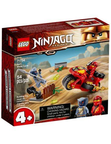 Lego Ninjago 71734 Kais...