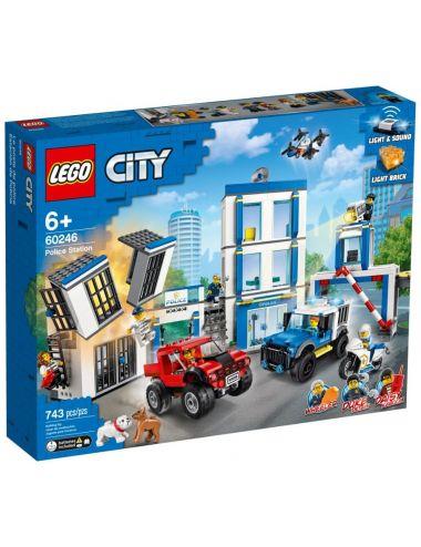 Lego City 60246 Police...