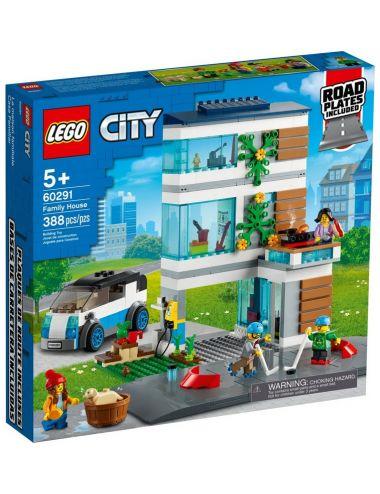 Lego City 60291 Family...