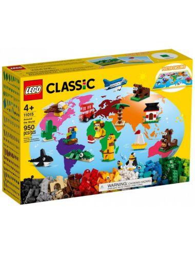 Lego Classic 11015 Around...