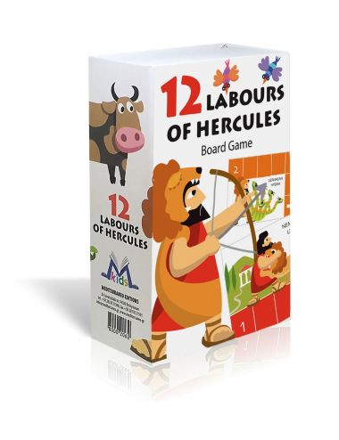 12 LABOURS OF HERCULES...