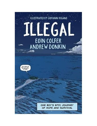 ILLEGAL : A GRAPHIC NOVEL...