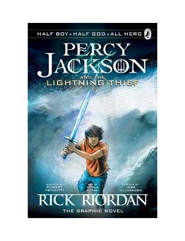 PERCY JACKSON AND THE...