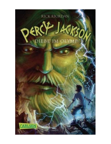 PERCY JACKSON, DIEBE IN...