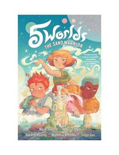 5 WORLD BOOK 1 : THE SAND...
