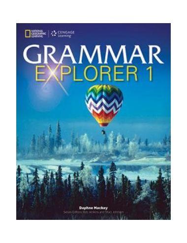 GRAMMAR EXPLORER 1 SB