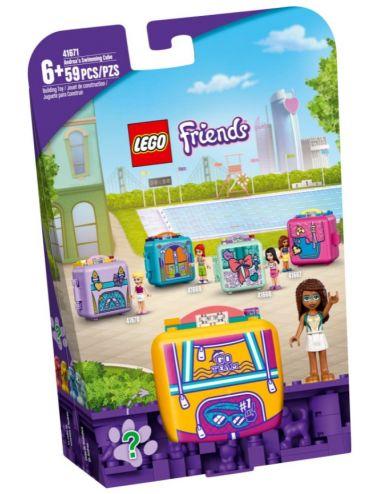 Lego Friends 41671 Andrea's...