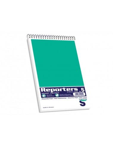 ΜΠΛΟΚ REPOR/ΣΠΙΡΑΛ 136Χ243 Ν5 ΛΕΥ Φ.50