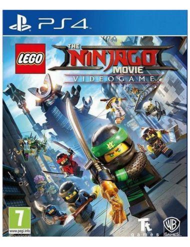 PS4 Ps4 Lego the Ninjago Movie