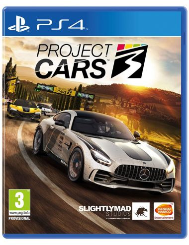 PS4 Ps4 Project Cars 3