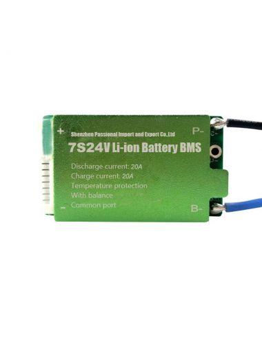 Lithium battery BMS 7S...