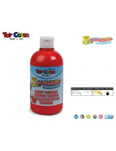 TOY COLOR ΤΕΜΠΕΡΑ 500ml S/WASH. GOLD