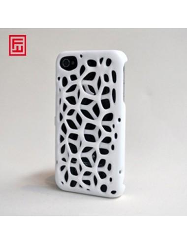 Fresh Fiber Freshfiber Θήκη 3D Macedonia για iPhone 4/4S - Λευκό C04G0430012