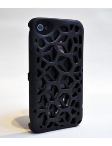 Fresh Fiber Freshfiber Θήκη 3D Macedonia για iPhone 4/4S - Μαύρο C04G0430013