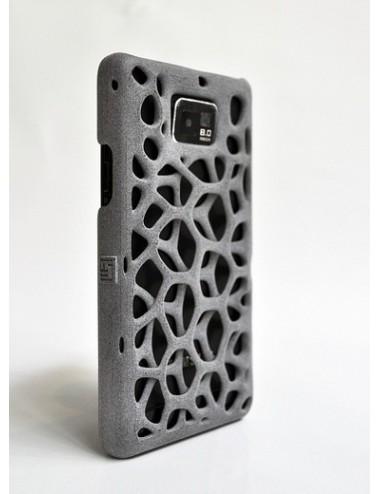 Fresh Fiber Freshfiber Θήκη 3D Macedonia για Samsung Galaxy S II - Γκρι C04G0430015
