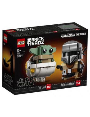Lego Brickhaedz Star Wars...